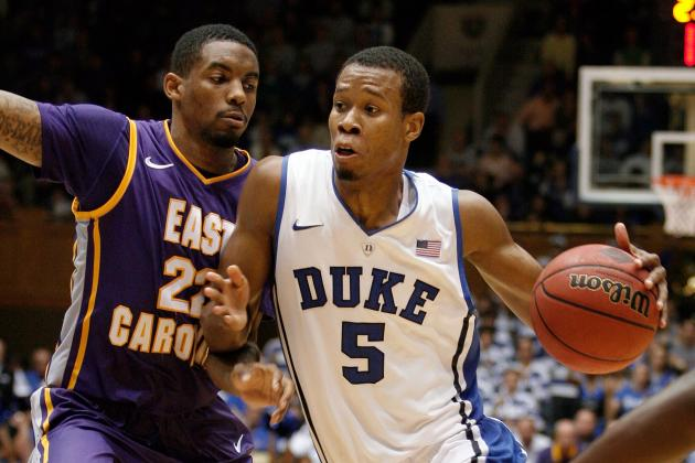 Duke Basketball: Way-Too-Early Grades for Blue Devils Starters