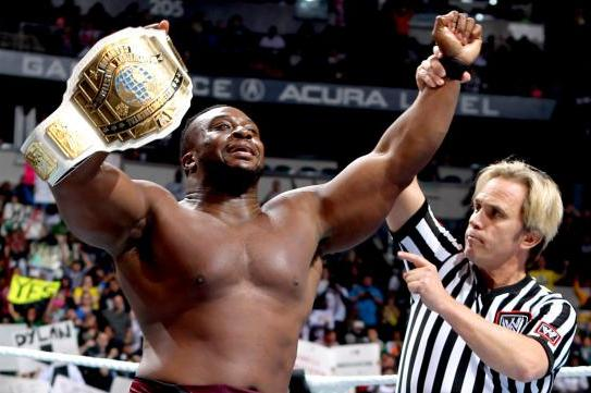 Top 5 Contenders for Big E Langston's Intercontinental Title