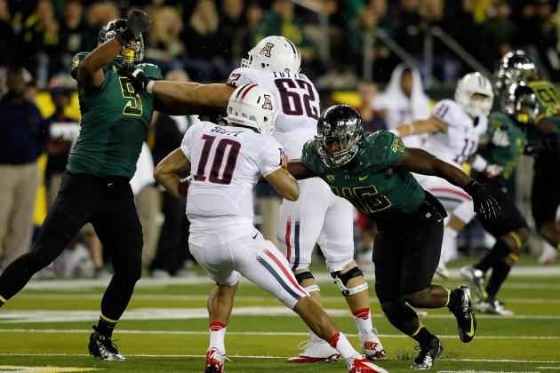 Oregon Ducks vs. Arizona Wildcats Complete Game Preview