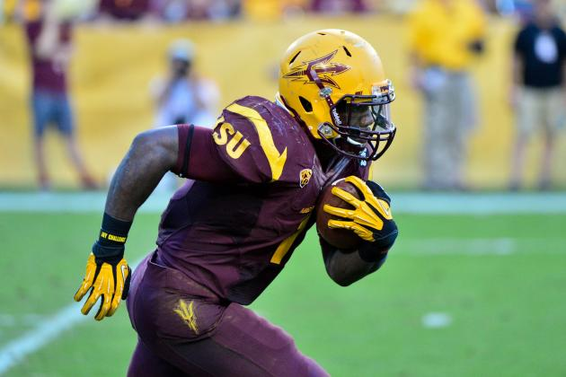 College Football Week 13 Picks: Arizona State Sun Devils vs. UCLA Bruins
