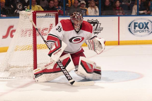 What Should Carolina Hurricanes Do About Justin Peters Waiver Conundrum?