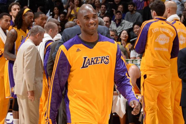 Predicting When Kobe Bryant Will Return to LA Lakers Starting Lineup