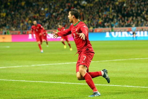 8 Ways Sweden Could Have Stopped Cristiano Ronaldo