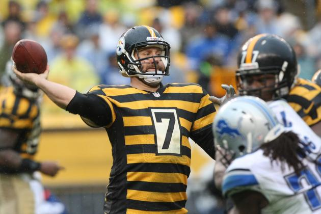 Pittsburgh Steelers: Ben Roethlisberger's Top 10 Fourth-Quarter Comebacks
