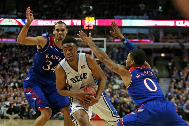 Naismith Award Watch 2013-14: Ranking the Top 10 Candidates in Week 2