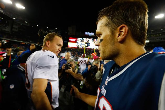 Tom Brady vs. Peyton Manning Through the Years