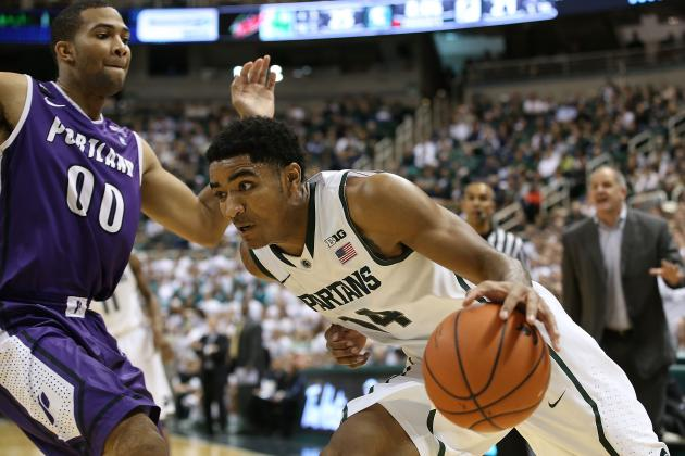 Michigan State Basketball: 5 Positive Signs from Spartans' Start in 2013-14