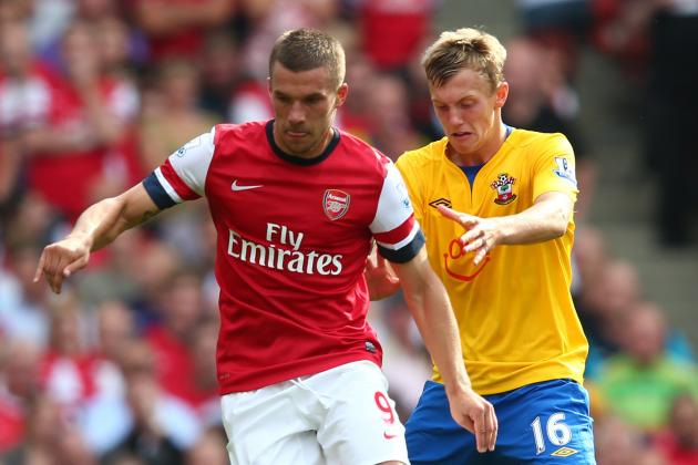 Arsenal vs. Southampton: Key Matchups and Tactics to Look for
