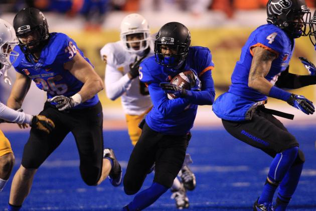Boise State Broncos vs. San Diego State Aztecs Complete Game Preview