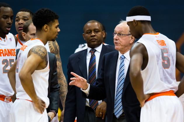 Syracuse Basketball: 5 Worrisome Signs from Orange's Start in 2013-14