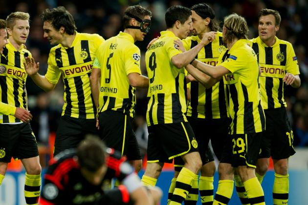 Ranking Borussia Dortmund's 5 Most Important Players So Far This Season