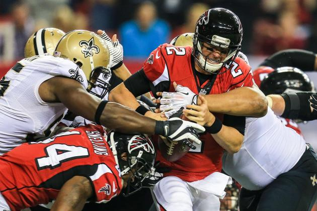 Saints vs. Falcons: Takeaways from the Saints' 17-13 Victory over Atlanta