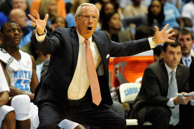 UNC Basketball: Way-Too-Early Grades for Tar Heels' Starters