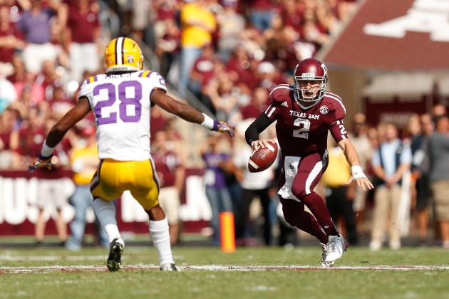 Texas A&M vs. LSU: Whose 2014 Recruiting Class Is Better Right Now?