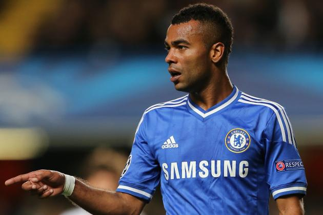 5 Possible Left-Back Replacements for Ashley Cole at Chelsea