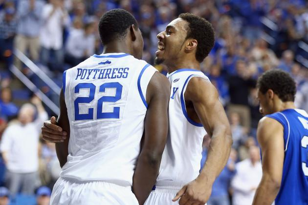 Kentucky Basketball: 5 Positive Signs from Wildcats' Start in 2013-14