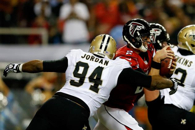 Saints vs. Falcons: Full Roster Report Card Grades for Atlanta