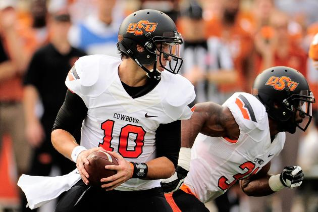Oklahoma State Cowboys vs. Baylor Bears: Complete Game Preview
