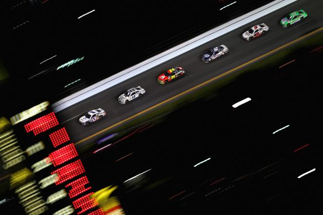 Way-Too-Early 2014 NASCAR Sprint Cup Title Odds