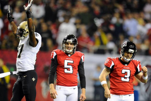 Saints vs. Falcons: Takeaways from Atlanta's 17-13 Loss to New Orleans
