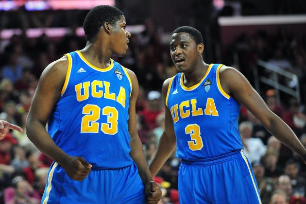 UCLA Basketball: Predicting Each Bruins' Stats for the 2013-14 Season