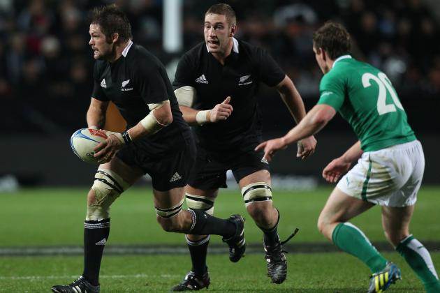 Ireland V New Zealand: Key Battles to Watch