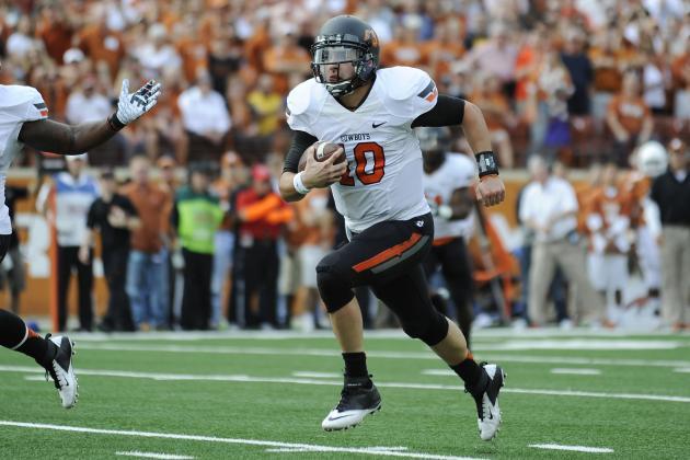 College Football Week 13 Picks: Baylor Bears vs. Oklahoma State Cowboys