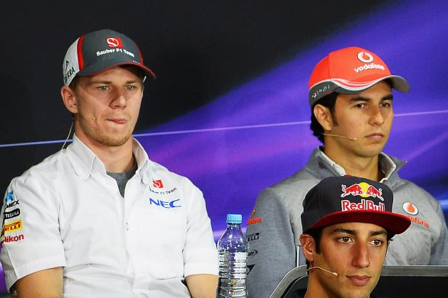 The 5 Drivers Under the Most Pressure at the Brazilian Grand Prix