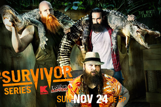 WWE Survivor Series 2013 Card: Last-Minute Match Predictions for PPV Event