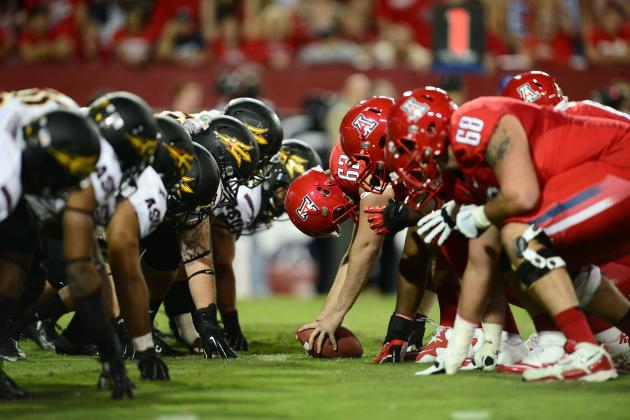 Arizona vs. Arizona State: Top Moments in the History of the Territorial Cup