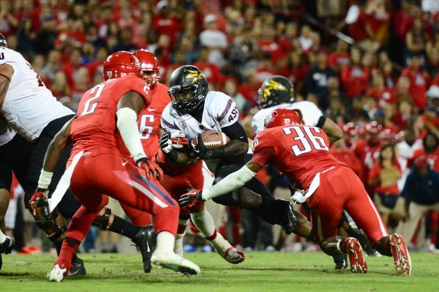 Arizona vs. Arizona State Football: Complete Game Preview