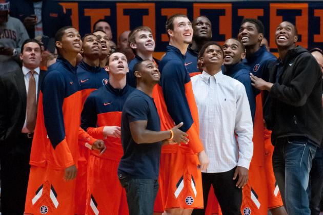 Illinois Basketball: 5 Adjustments Illini Should Make in 2013-14