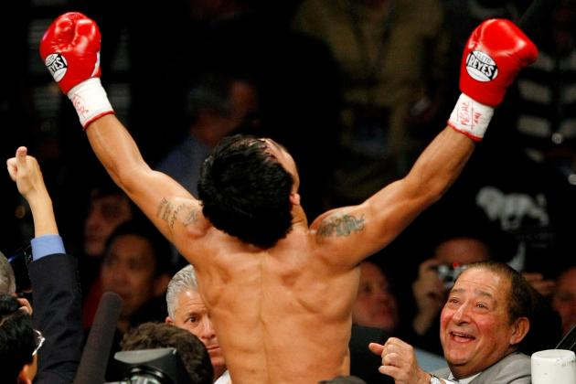 Manny Pacquiao Next Fight: Breaking Down the Potential Candidates