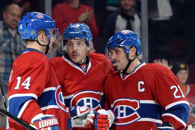 Montreal Canadiens' Report Card at the Quarter Mark of 2013-14 Season