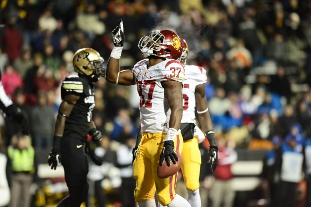 USC vs. Colorado: 10 Things We Learned in Trojans' Win