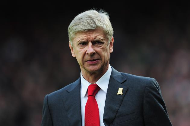 Arsene Wenger's 20 Best Quotes of the Year