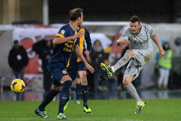 Serie A Results: Analysis for Hellas vs. Chievo, and All the Weekend's Matches