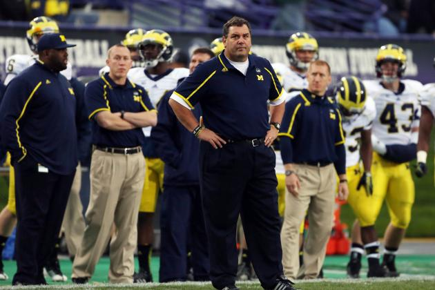Michigan vs. Iowa: 10 Things We Learned in Wolverines' Loss