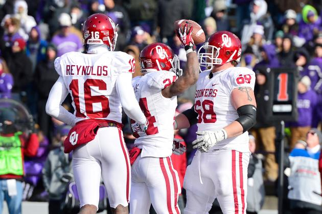 Oklahoma vs. Kansas State: 10 Things We Learned in Sooners' Win