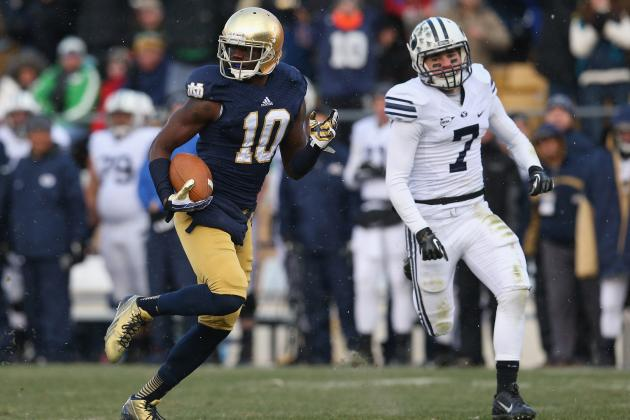 BYU vs. Notre Dame: 10 Things We Learned in the Irish's Win