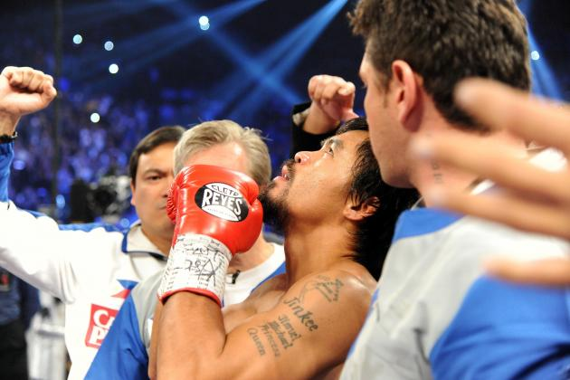 Top 25 Pound-for-Pound Boxers After Pacquiao vs. Rios Bout