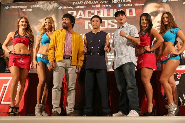 Manny Pacquiao vs. Brandon Rios Results: Round-by-Round Analysis and Recap