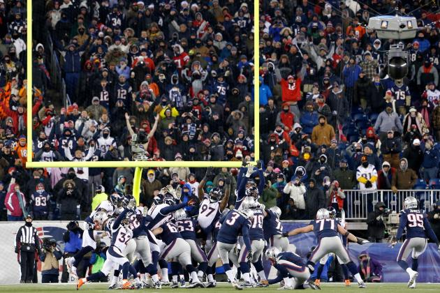 Denver Broncos vs. New England Patriots: Full Roster Grades for New England