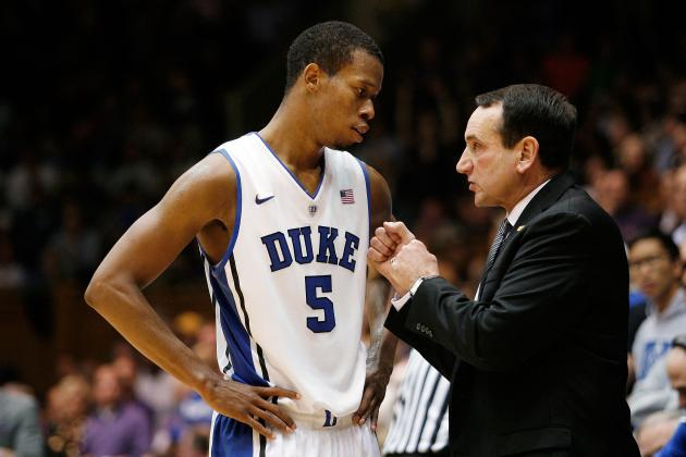 Duke Basketball: 5 Adjustments Blue Devils Should Make in 2013-14