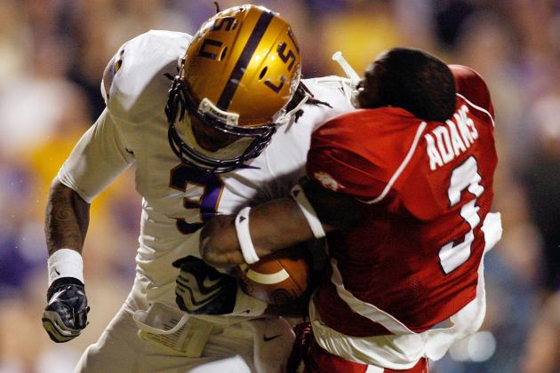LSU vs. Arkansas: Top 10 Moments in the History of Battle for the Golden Boot