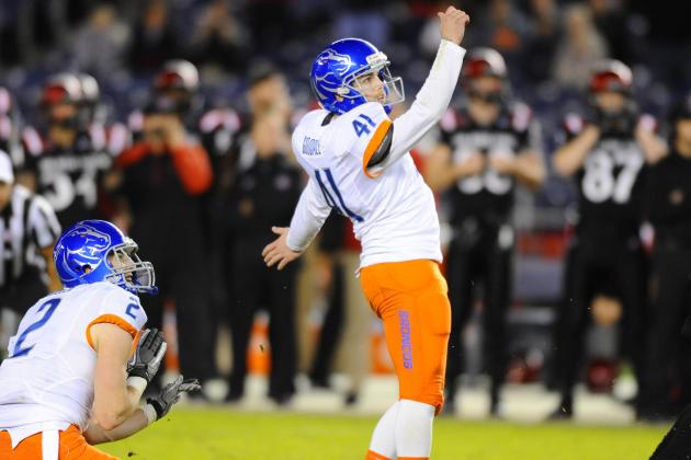 Boise State vs. San Diego State: 10 Things We Learned in Broncos' Loss