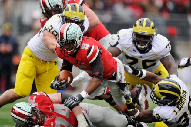 Ohio State vs. Michigan: Top 10 Moments in the History of 'The Game'