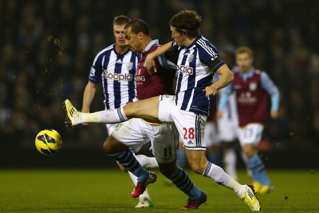 How Aston Villa Will Line Up Against West Bromwich Albion