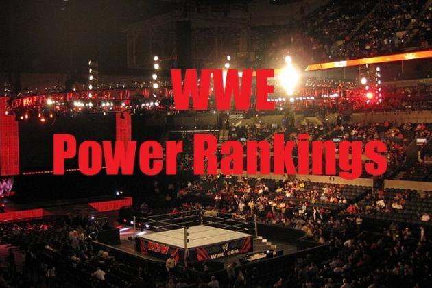 WWE Power Rankings for 11/25/2013—WWE Survivor Series 2013 Edition