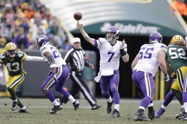 Vikings vs. Packers: Full Roster Report Card Grades for Minnesota